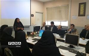 برگزاری جلسه هم اندیشی معاونین فناوری منطقه۱۸