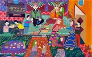 نوجوان اردبیلی برگزیده مسابقه نقاشی محیطزیست «جی کیو ای» ژاپن شد