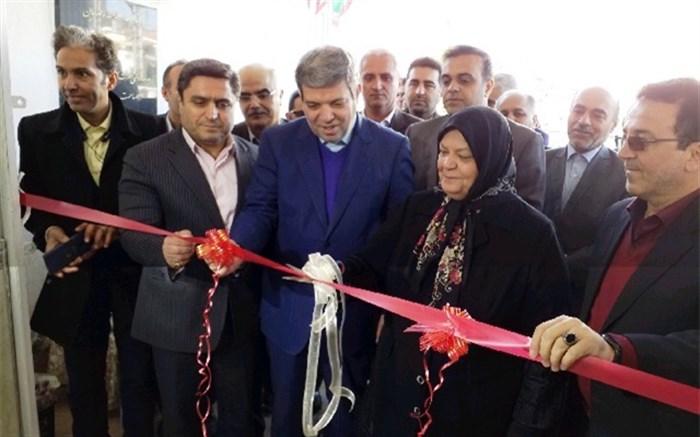 افتتاح هنرستان حضرت زینب
