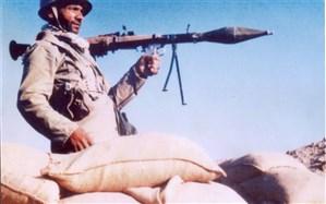 تشیع  باشکوه پیکر مطهر جانباز شهید  در نیشابور