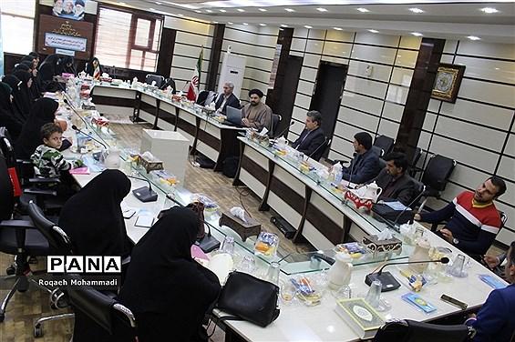 دوره آموزشی نهضت ملی حفظ قرآن کریم در آموزش و پرورش استان بوشهر