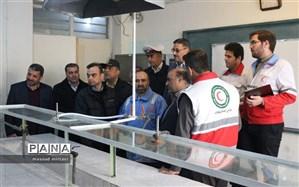 زنگ ایمنی در قزوین به صدا در آمد