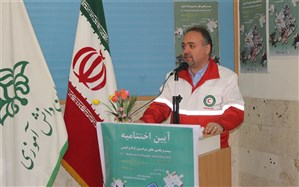 برگزاری بیست و یکمین مانور سراسری زلزله در مدارس زنجان