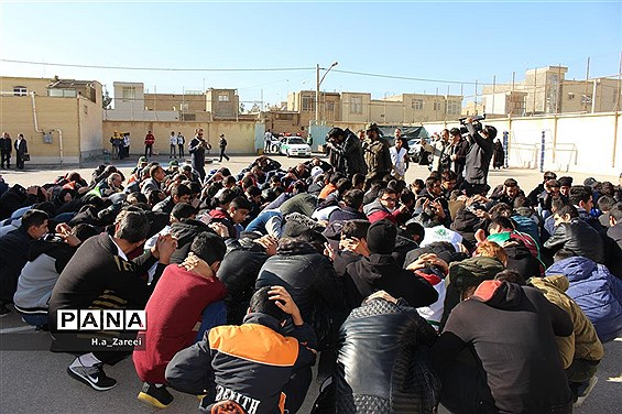 بیست و یکمین مانور سراسری زلزله در استان اصفهان