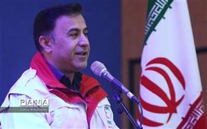 رئیس جمعیت هلالاحمر استان تهران: برگزاری مانور زلزله به داشتن جامعه ایمن کمک میکند