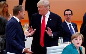 تاسک: ترامپ برای فروپاشی اتحادیه اروپا دعا میکند