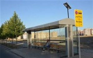 مجهز شدن ایستگاه اتوبوس شهر یزد به وای فای