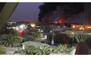 حمله مهاجمان به کنسولگری ایران در نجف