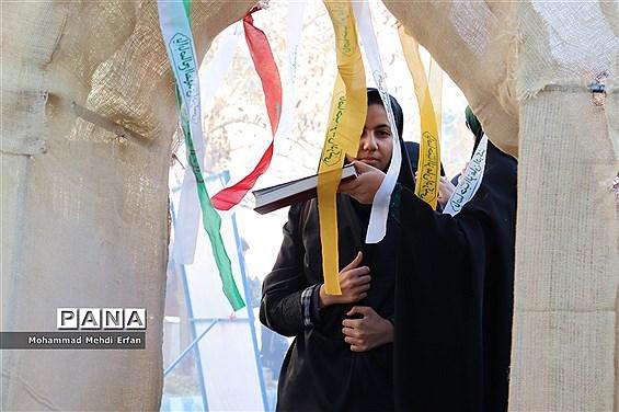 اعزام 200 دانشآموز آبادهای به اردوی راهیان نور