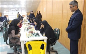 مسابقات شطرنج مقطع متوسطه دوم دختران استان بوشهر برگزار شد