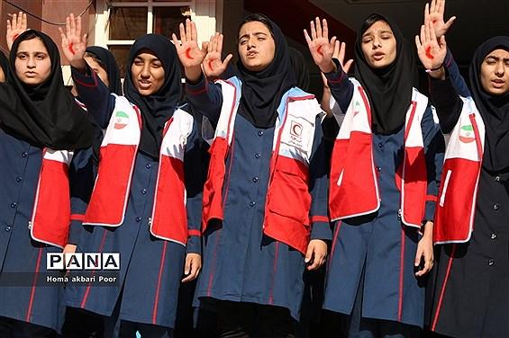 بیست و یکمین مانور سراسری زلزله در بوشهر