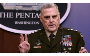 رئیس ستاد ارتش آمریکا: احتمالا در آینده نزدیک با طالبان به توافقی برسیم