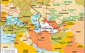 چرا گاز ایران به چین و اروپا نمی رود