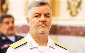 فرمانده نیروی دریایی ارتش: امنیت ما عاریهای نیست