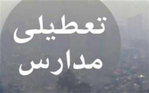 احتمال تعطیلی مدارس تهران در روز سهشنبه رد شد