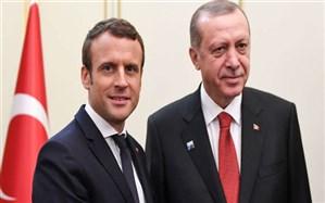 اردوغان: «ماکرون» مرگ مغزی خودش را چک کند!
