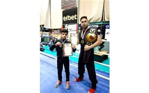 درخشش جوانان پاسارگاد در رقابتهای کونگ فو آزاد جهان
