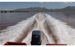 سالانه ۵سانتیمتر فرونشست در دریاچه ارومیه اتفاق میافتد