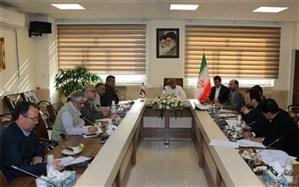 جلسه کارگروه ماده 18 حمل و نقل سرویس مدارس دانش آموزان شهر کرج برگزار شد