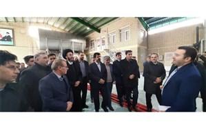 افتتاح کارخانه تولید الکل طبی آذربایجان در اردبیل
