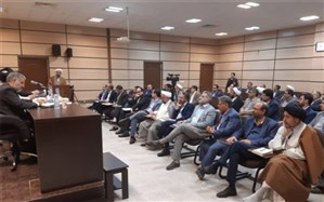 مشکلات قضایی و حقوقی استان یزد بررسی شد