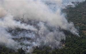 تاثیر آتشسوزیهای آمازون بر ذوب شدن یخچالهای طبیعی