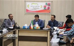 برگزاری انتخابات مجمع مشاورین مدیرآموزش و پرورش و پارلمان دانشآموزی در بافق