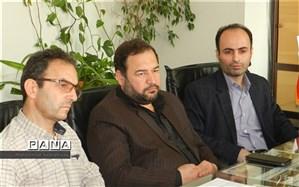 نشست کانون حرکات اصلاحی و ساختار قامتی درمنطقه19 تهران