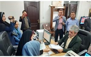 رئیس کمیسیون بودجه مجلس در حوزه انتخابیه گچساران و باشت ثبتنام کرد