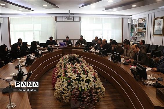 نشست فصلی شورای برنامهریزی سازمان دانشآموزی خراسان رضوی