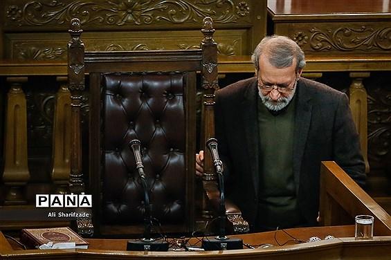 نشست خبری «رئیس مجلس شورای اسلامی»