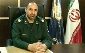 دیدار فرمانده سپاه پانزده خردادقرچک با خانواده  بسیجیان