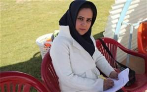 نظارت نیمهنهایی فوتبال المپیک به زن ایرانی واگذار شد