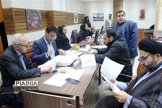 اولین روز ثبت نام داوطلبان یازدهمین دوره مجلس شورای اسلامی در ارومیه