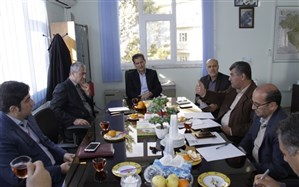 اولین نشست کارگروه تامین مسکن کارکنان آموزش و پرورش استان کردستان برگزار شد