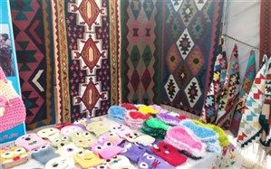 نمایشگاه دورهای صنایع دستی و گردشگری در بازار سنتی شهرری