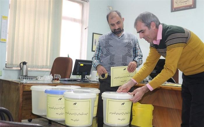 انتخابات دانش آموزی قزوین