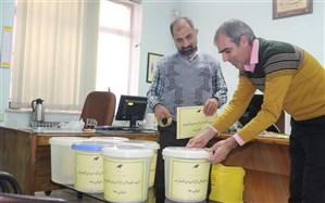ستاد برگزاری انتخابات دهمین دوره شوراها و مجلس دانش آموزی در قزوین کلید خورد