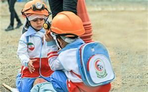 فعالیت ۲۷۹ کانون دانش آموزی و غنچههای هلال در مدارس استان اردبیل