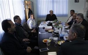 نشست کارگروه استانی صندوق ذخیره فرهنگیان در آموزش و پرورش کردستان برگزار شد