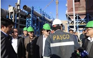 فازهای جدید کارخانه ذوب آهن پاسارگاد به زودی به بهرهبرداری می رسد