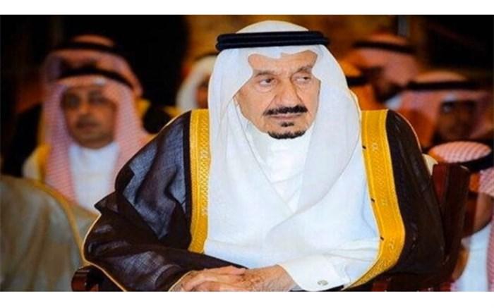 برادر ناتنی پادشاه عربستان درگذشت