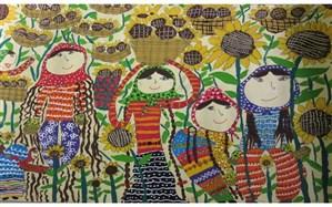 نوجوان پارس آبادی برگزیده مسابقه نقاشی هیکاری کشور ژاپن شد