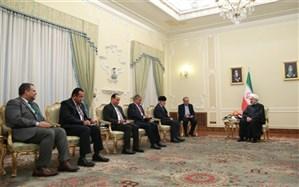 روحانی: هیچ مشکلی برای  تجدید روابط با عربستان سعودی وجود ندارد