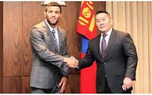 فدراسیون جهانی جودو: سعید ملایی با پرچم مغولستان مبارزه میکند