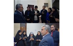 مهدوی: تا امروز ۶۳ نفر از حوزه  تبریز، اسکو و آذرشهر ثبت نام  کردند