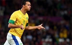 مهاجم تیم ملی برزیل گزینه حضور در پرسپولیس شد