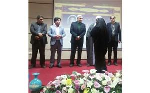 همایش تجلیل از دانش آموزان افتخار آفرین آموزش و پرورش فیروزه برگزار شد
