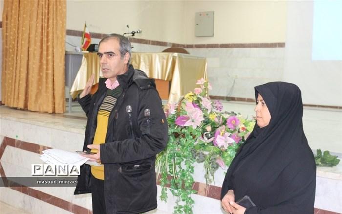 دهمین دوره انتخابات شورای دانش آموزی خرمدشت