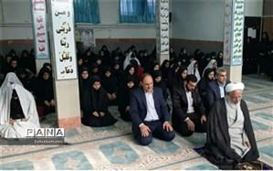 برگزاری طرح مصباح الهدی در مدارس پاکدشت